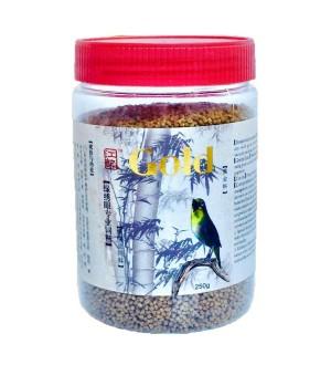 Cám chim vành khuyên Tú Gold Hộp Lắp đỏ - Hộp 250 gram